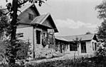 Egykori Stromfeld Aurél turistaház