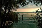 Csodálatos Balaton part