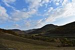 Szkalka-hegy-Pusztavár-tető