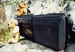 200 watt sztereó és két medve