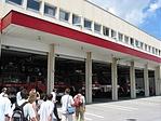 Látogatás a tűzoltóknál