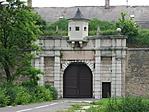Az Újvár főbejárata