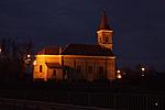 one of several churches of Veszprem