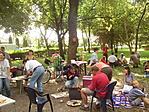 Piknik hangulat