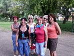 Ficzus és népes barátnői csapata