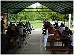 Ebéd a Bukó-gátnál