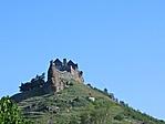 A vár az erkélyről